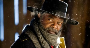 SAMUEL L. JACKSON stars in THE HATEFUL EIGHT. 